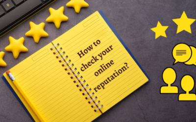 How to check online reputation
